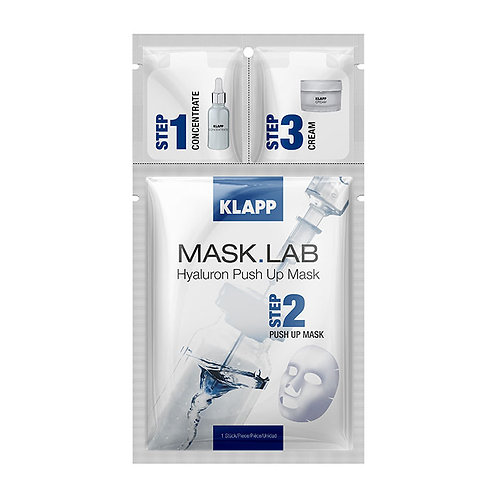Hyaluron push up mask (Mask LAB)