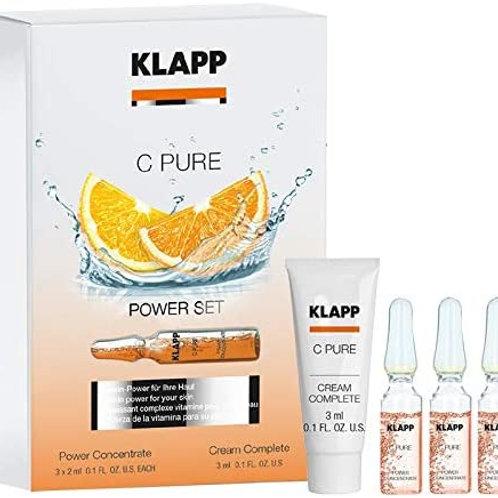 C pure (Power set)