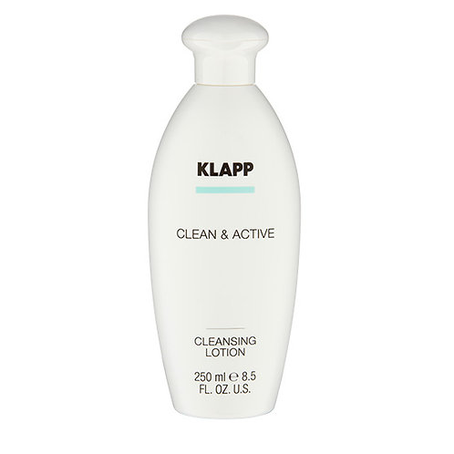 Cleansing lotion (Clean & active)
