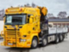 Kranbil Transport Stavanger