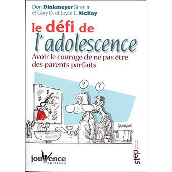 Le défi de l'adolescence