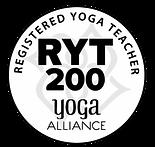 Yoga Alliance Cetified