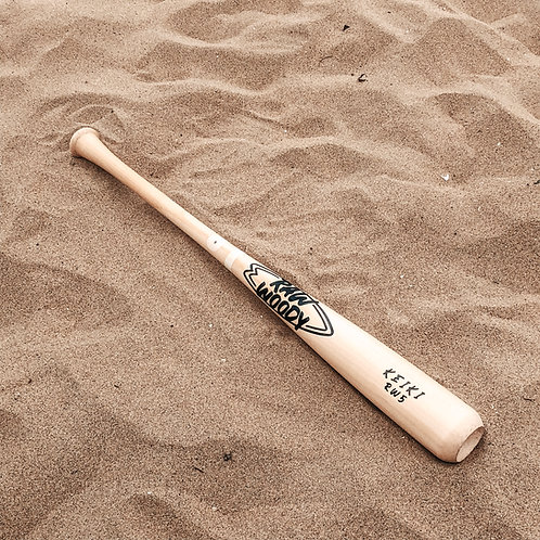 RAW WOODY Wood Bat | Natural
