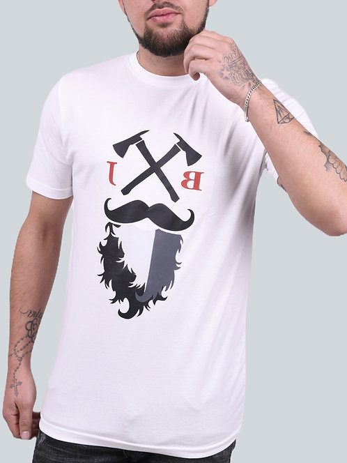 T shirt - Le gaulois - blanc