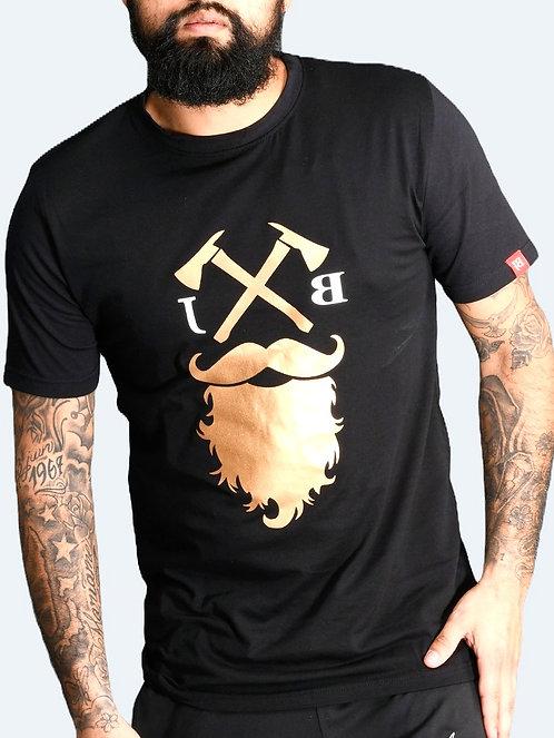 T-shirt - Le Gaulois d'or - noir