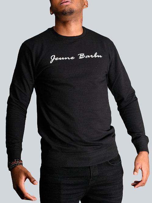 Sweat shirt - Spartiate - noir