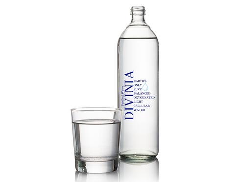 12 Pack DIVINIA Water