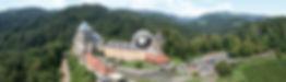 Panorama Burg Deutschlandsberg