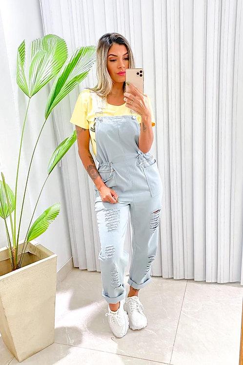Jardineira jeans Vanessa