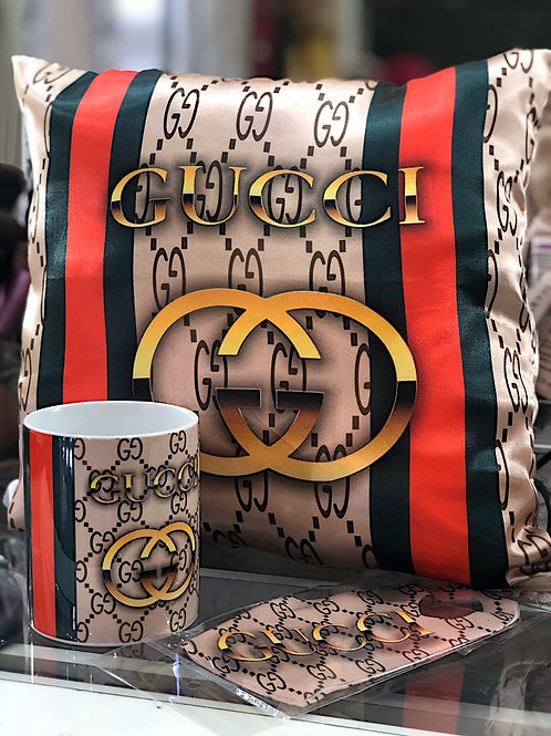 Kit Gucci personalizado