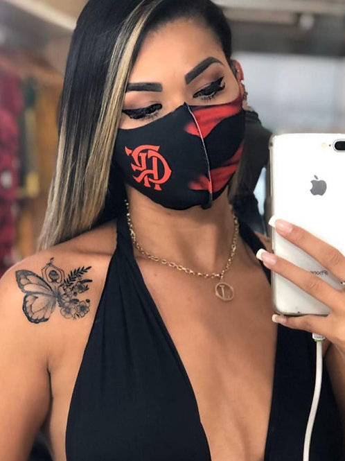 Máscara Flamengo