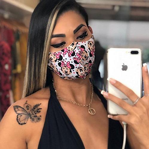Máscara minie