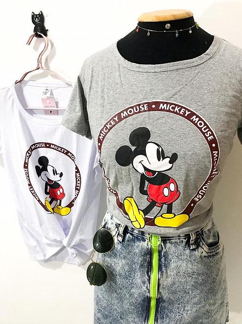 Blusa Mickey house