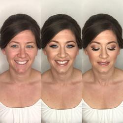 glamorous bride at hilton richmond