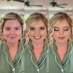 best richmond makeup artist bridal party