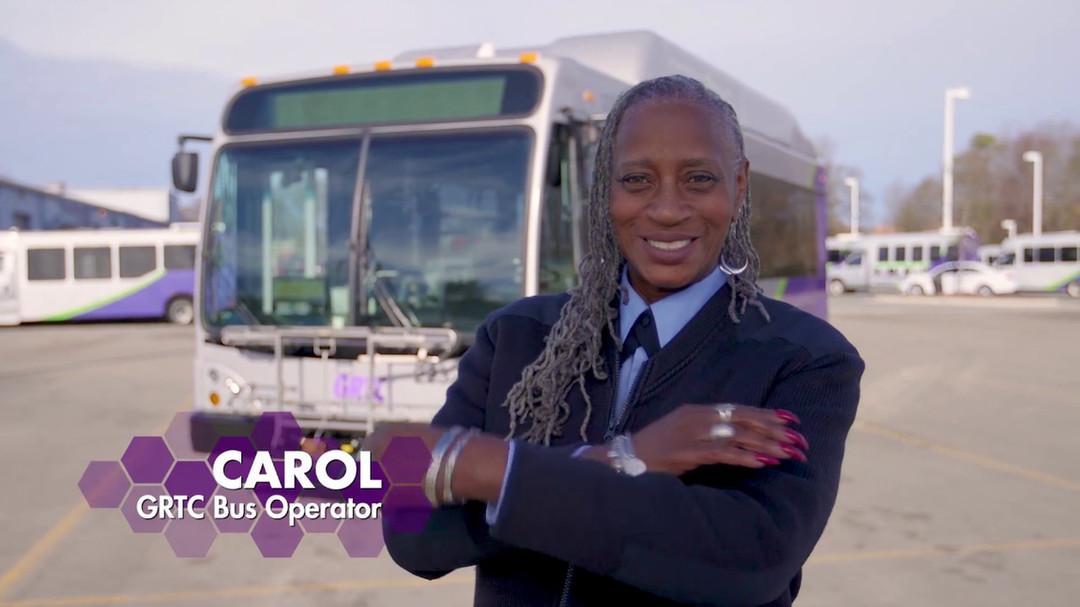 GRTC Operator Carol - Recruitment Project