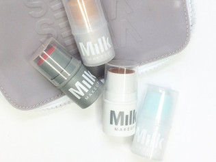 MILK - A Futuristic Line of Beauty Products