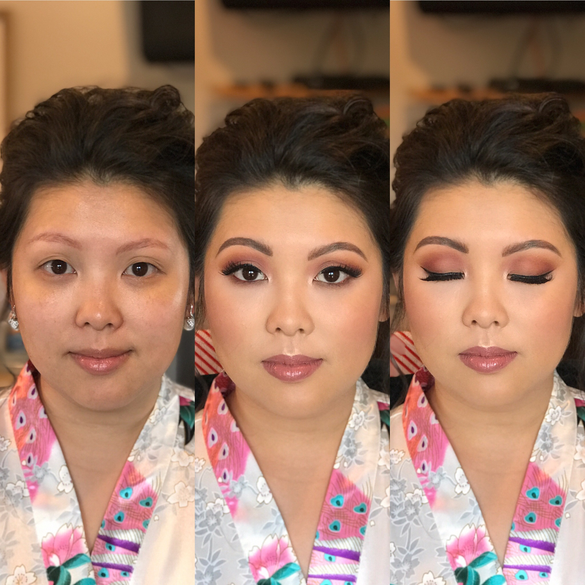 best bridal makeup charlottesville