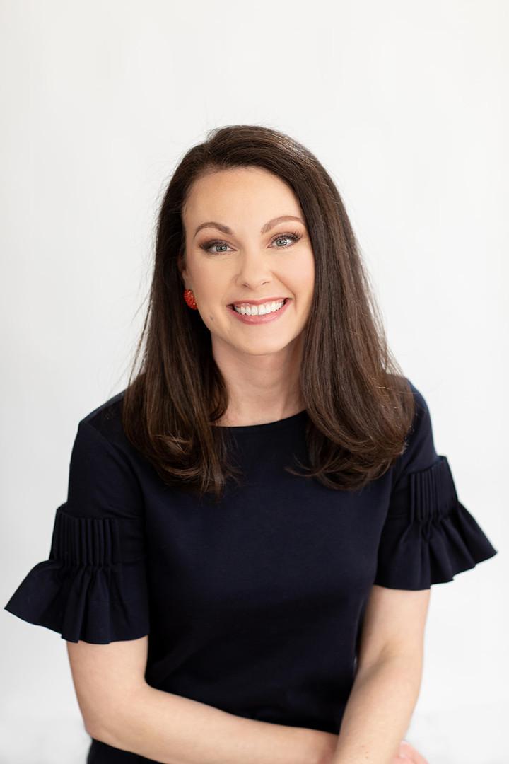 actress natural headshot for young woman