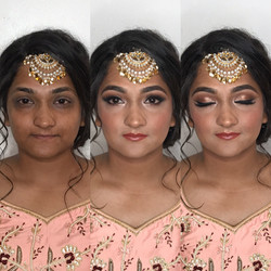 Indian bride makeup artist Richmond