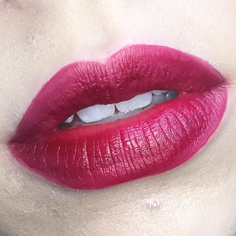 NYX-EPIC-INK-LIP-DYE-charmer-lip-stain-burgundy-makeup-review-richmond-blogger