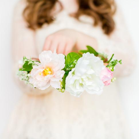 pink-white-bridal-floral-crown-handmade-art-craft-richmond-va-flowers