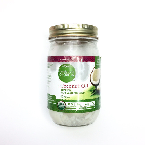 coconut-oil-organic-simple-truth-moisturizer-natural-skincare-blog-richmond