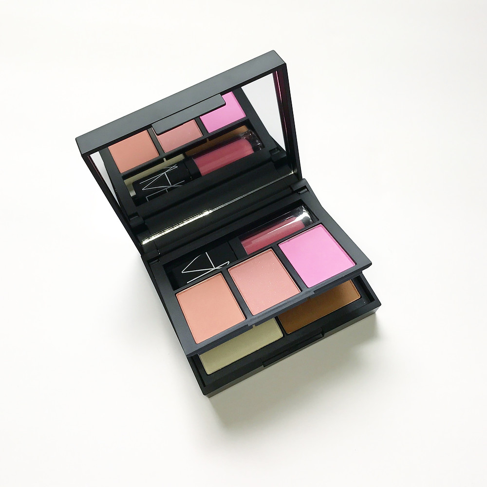 nars-makeup-box-lipgloss-blush-highlight-contour-palette-makeup-artist-richmond-va