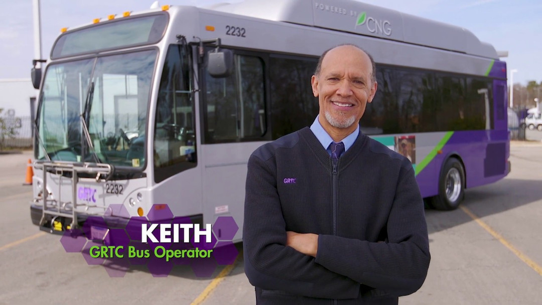 GRTC Operator Keith - Recruitment Project