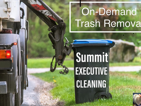 No need to stress when you have Summit Executive Cleaning