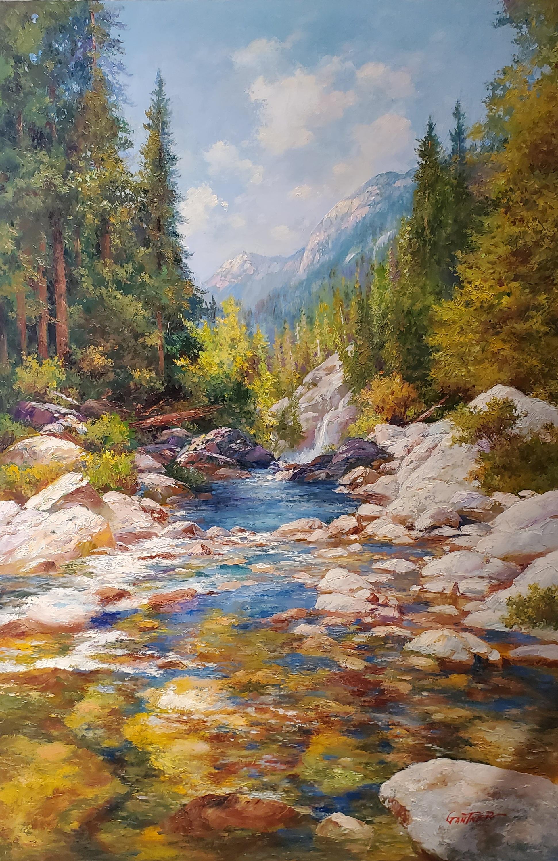 Gantner, Mountain Stream