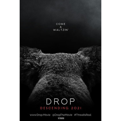 DROP Movie Poster - A1 Size (Large)