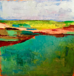 Abstract Landscape Study 1