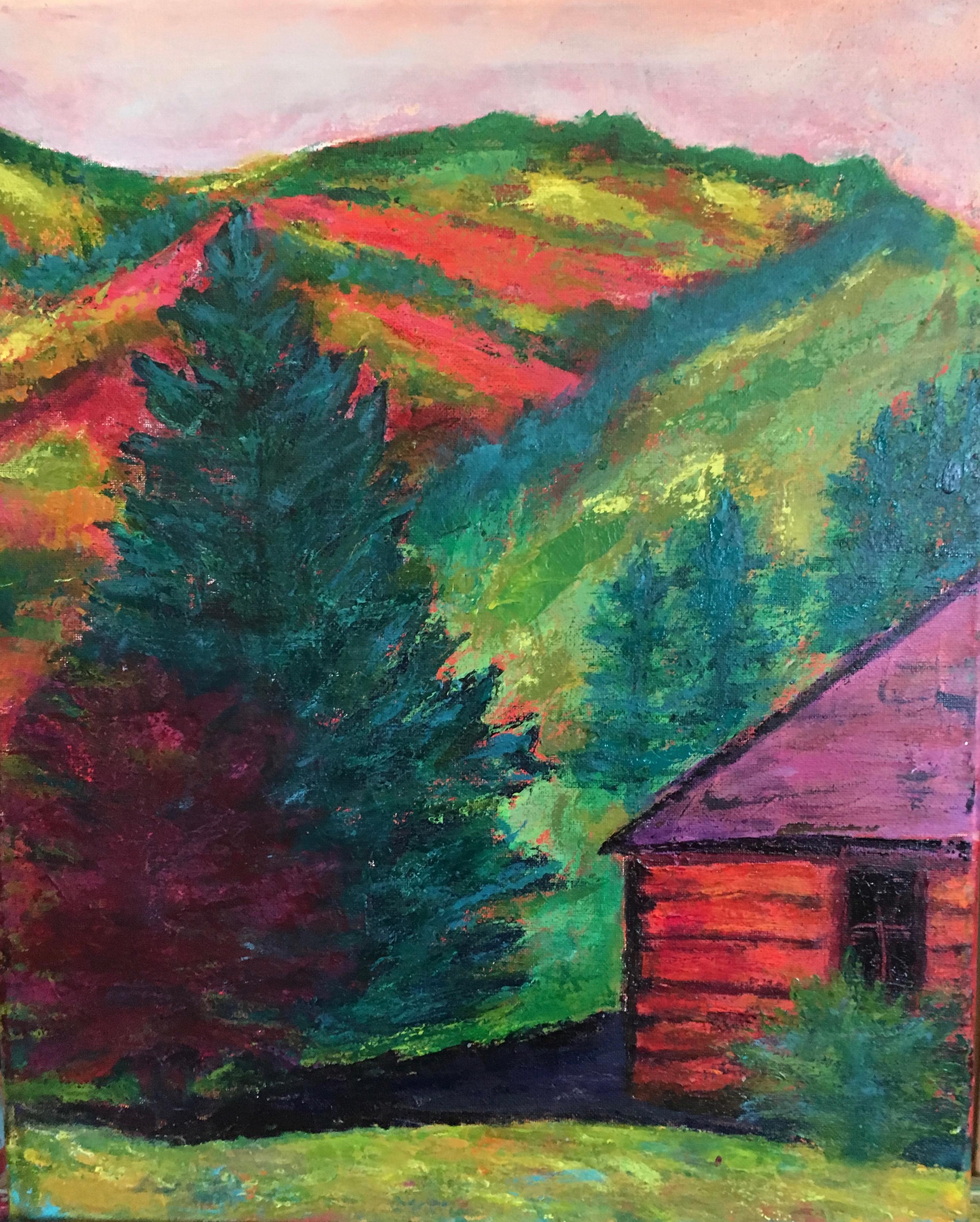 Redstone Cabin