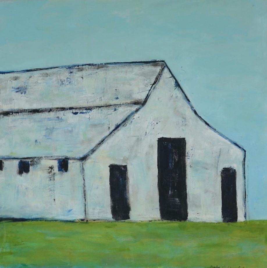 Farm Life  $350  20 x 20 Acrylic on Canvas