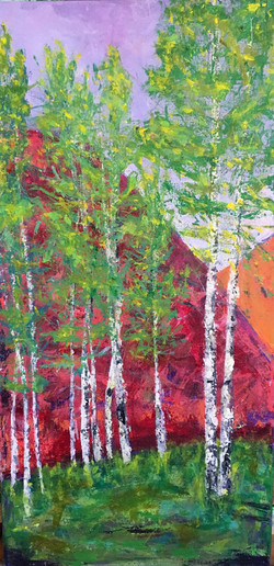 Aspens at Redstone Castle