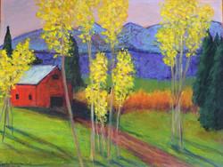 Barn at Big Elk Meadows