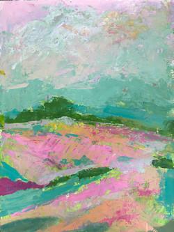 Summer Landscape  Sold