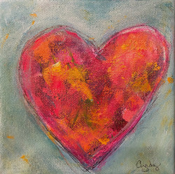 Celebrate Love - Currently for auction on Boulder Open Studios