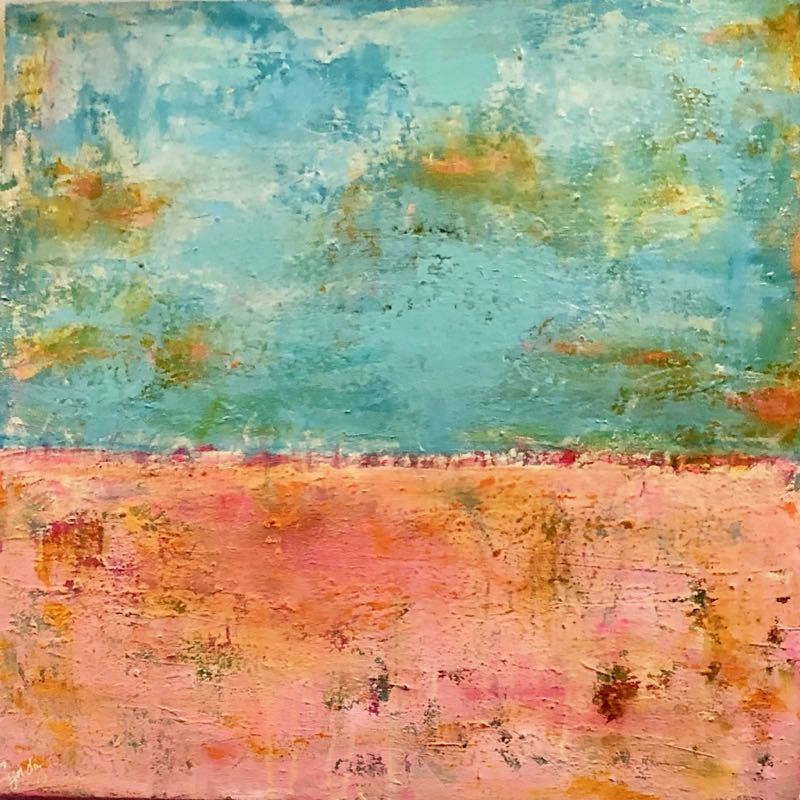 Living The Dream - Cyndy Hinkelman-Smith