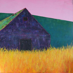 Old Purple Barn