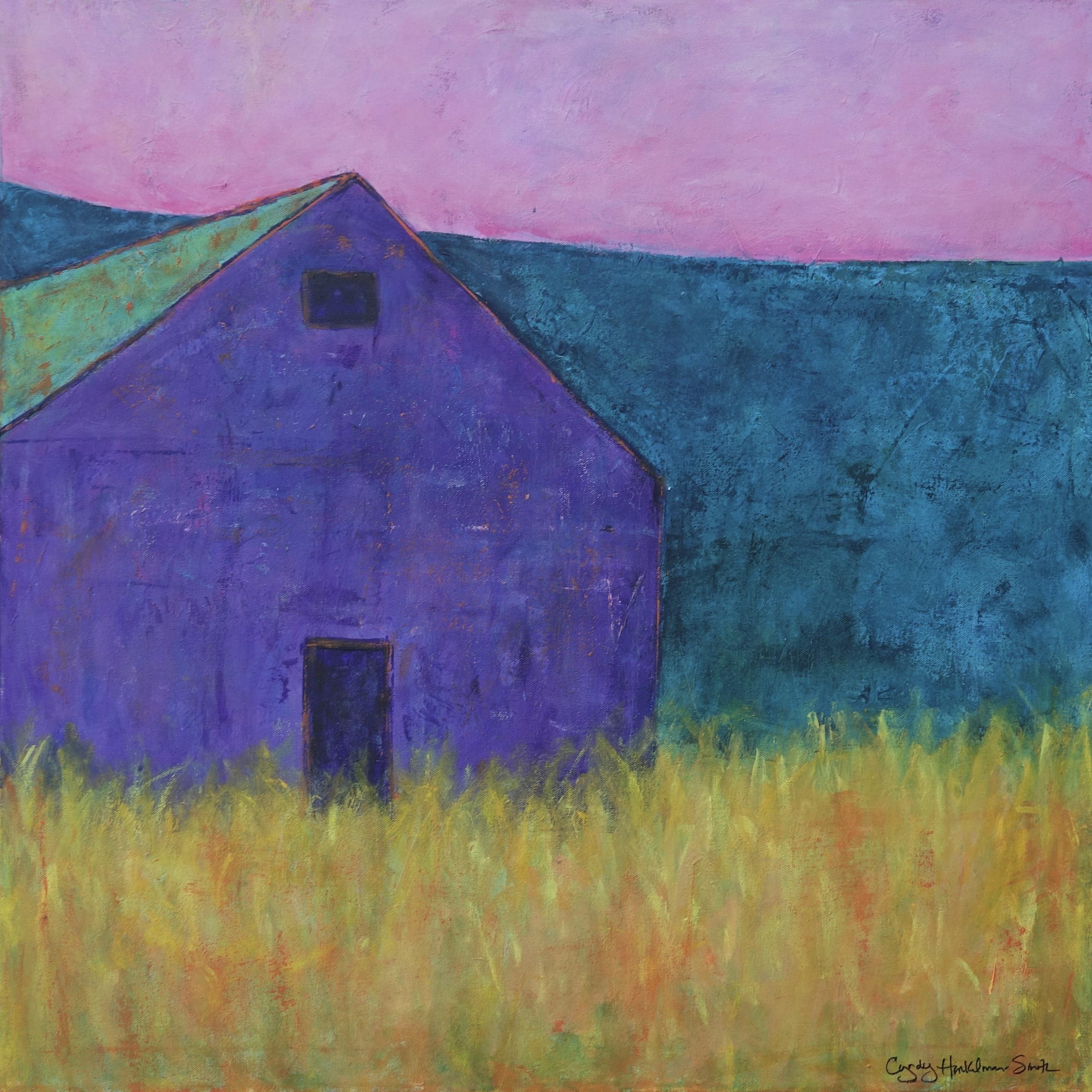 Fields of Gold, Purple Barn