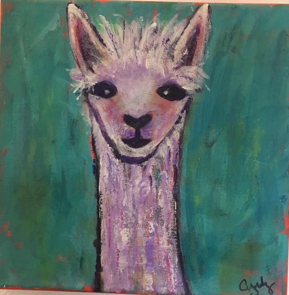 Sweet Llama