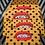 Thumbnail: SELETTI 'TOILETPAPER' PRINTED PU CASE Cm. 21x9