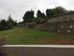 Scarriff Retaining Wall