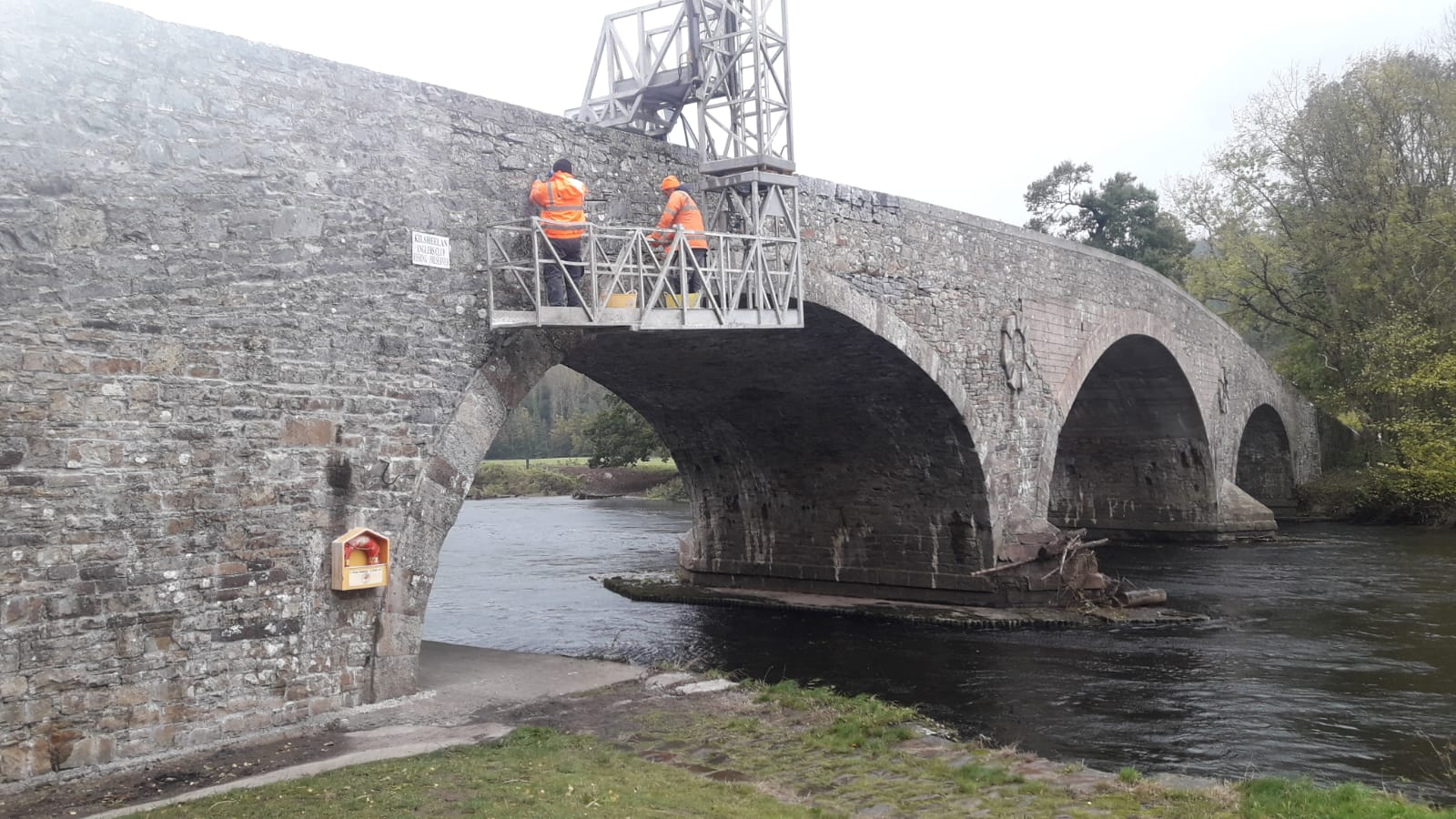 Bridge Inspection Unit