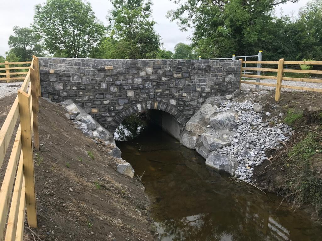Stone Arch Bridge, Kilcrow River, Abbeygormican