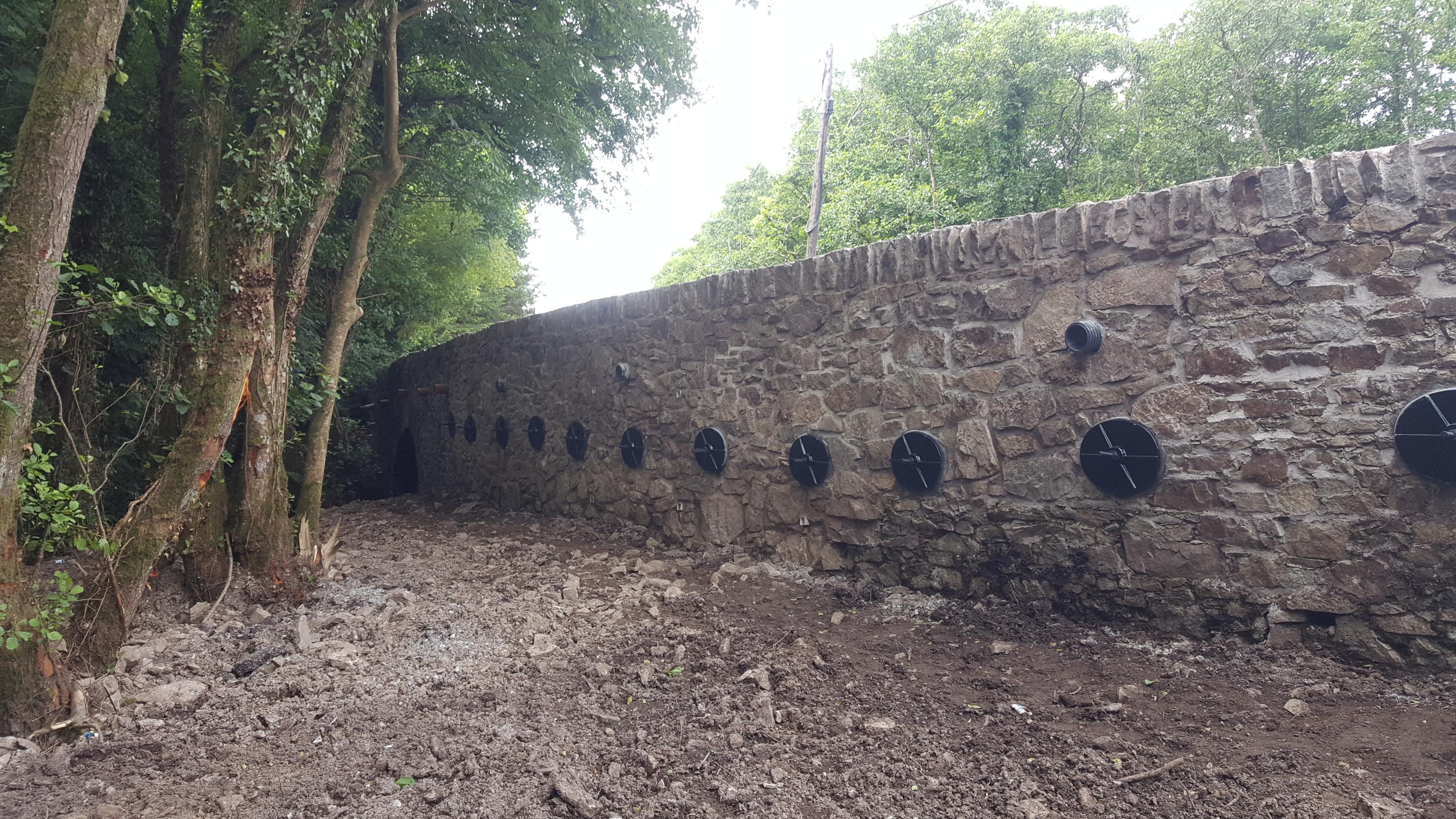 Glenmore Wall