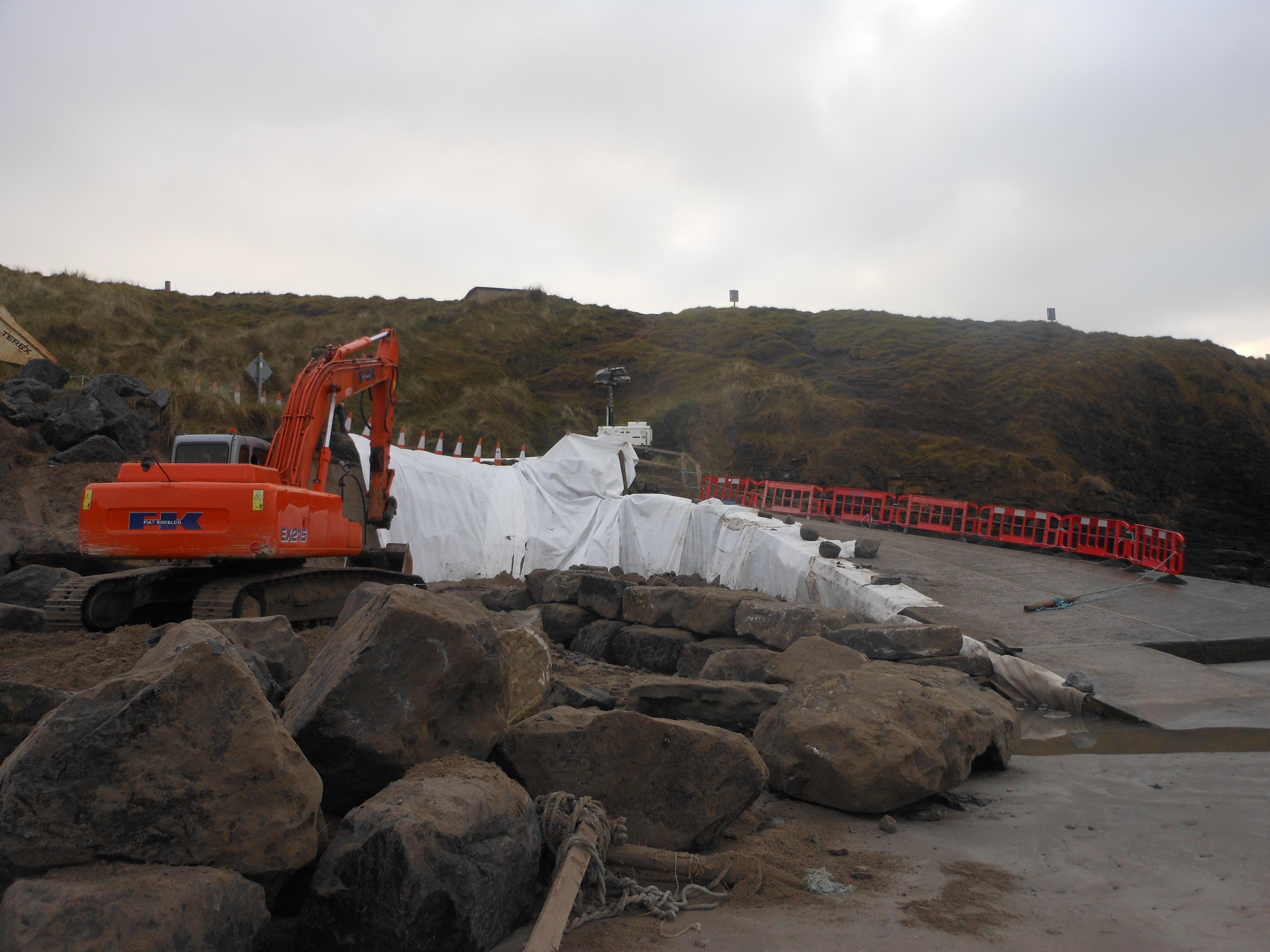 Rosses Point Slipway