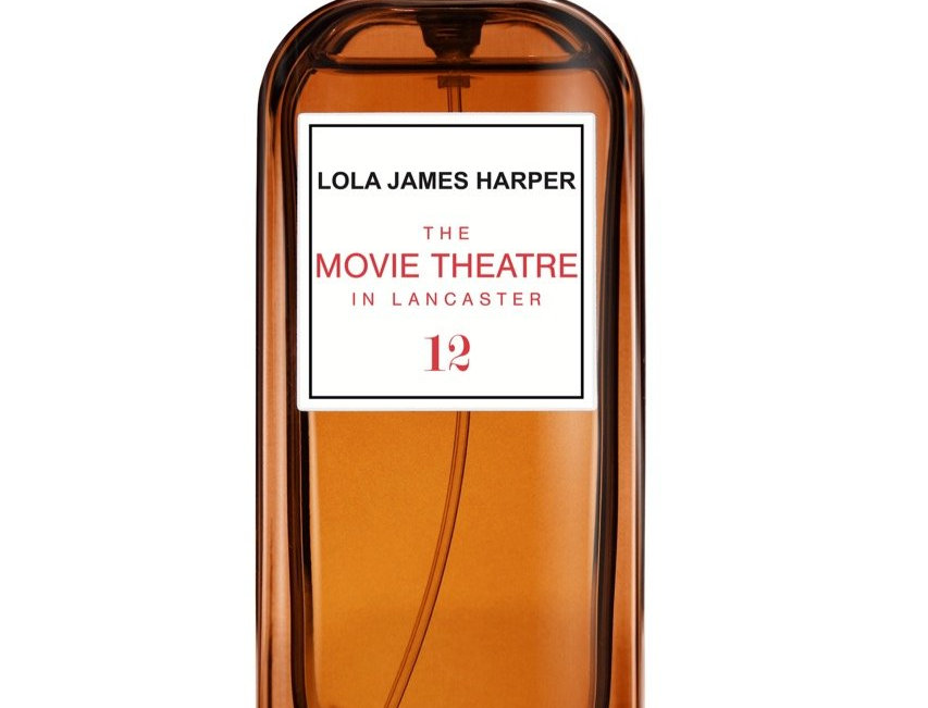 12 The Movie Theater in Lancaster. CASHMERAN/SANDALWOOD